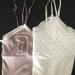 Get a bundle   camisole T and camisole nightshirt